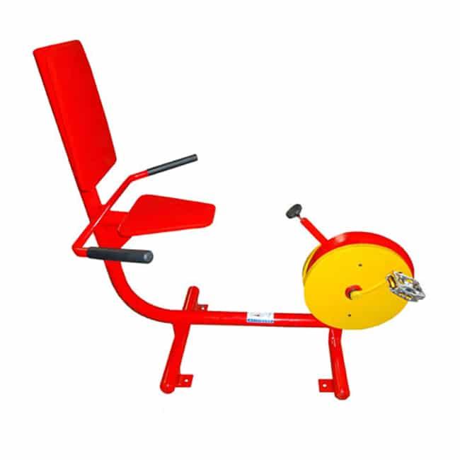 Bicicleta com Regulagem de Carga - Flex Fitness