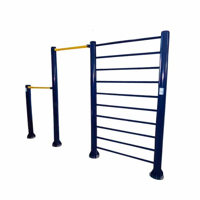 Jogo de Barras - Flex Equipment