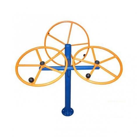 roda vertical diagonal