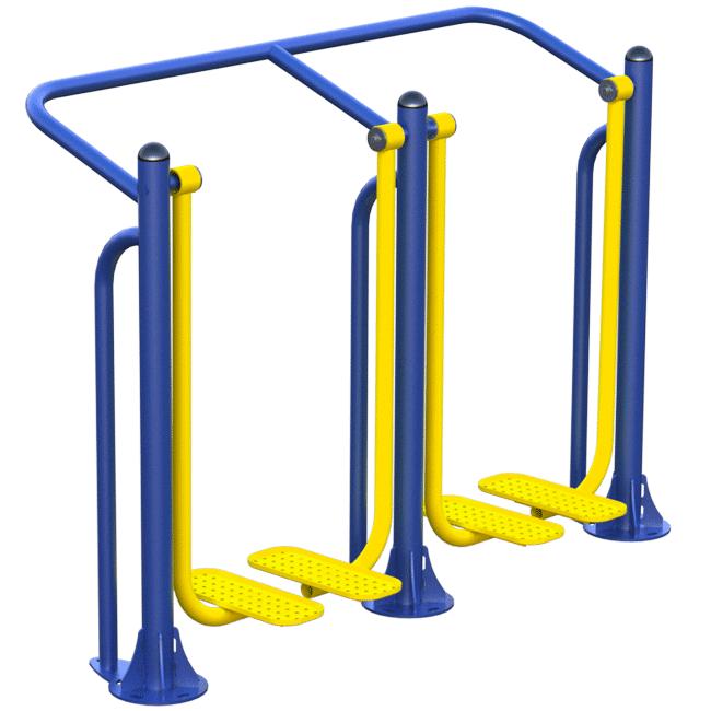 Simulador de Caminhada Duplo - Flex Equipment