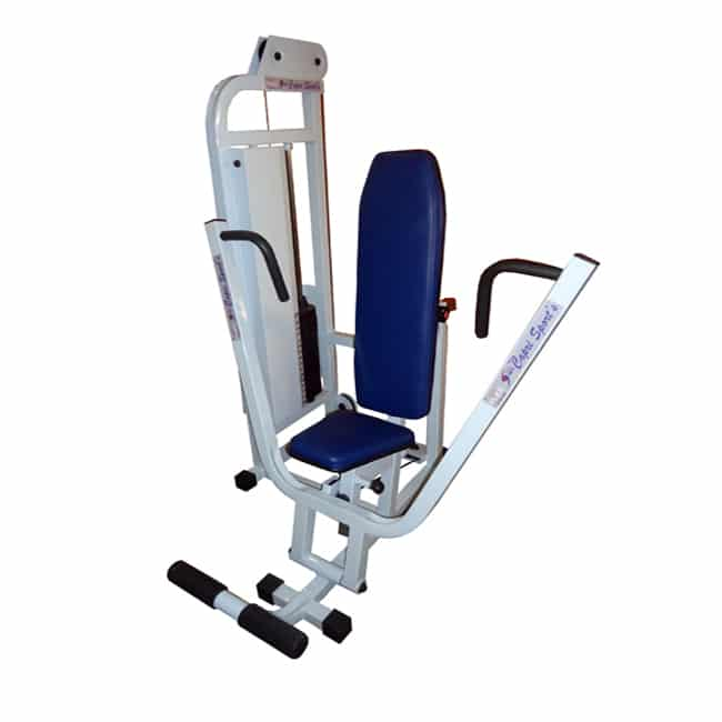 Supino Vertical / Chest Press - Flex Equipment