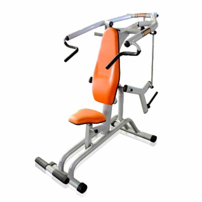 Desenvolvimento de Ombros Articulado - Flex Fitness