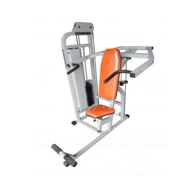 Desenvolvimento de Ombros Máquina - Flex Fitness