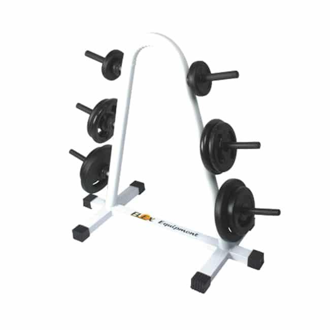 Suporte de Anilhas 6 Pinos - Flex Equipment