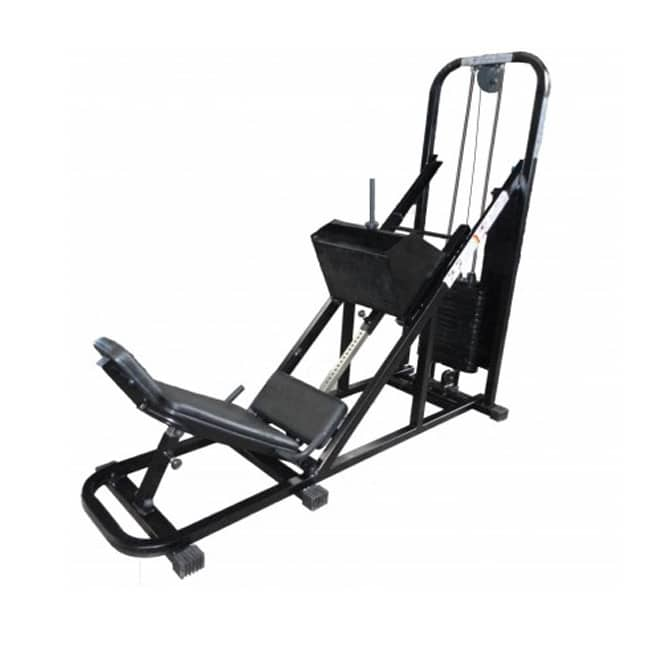 Leg Press 45º com Torre de Peso - Flex Equipment