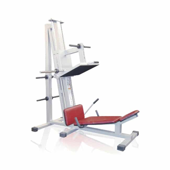 Leg Press 80º Articulado - Flex Fitness