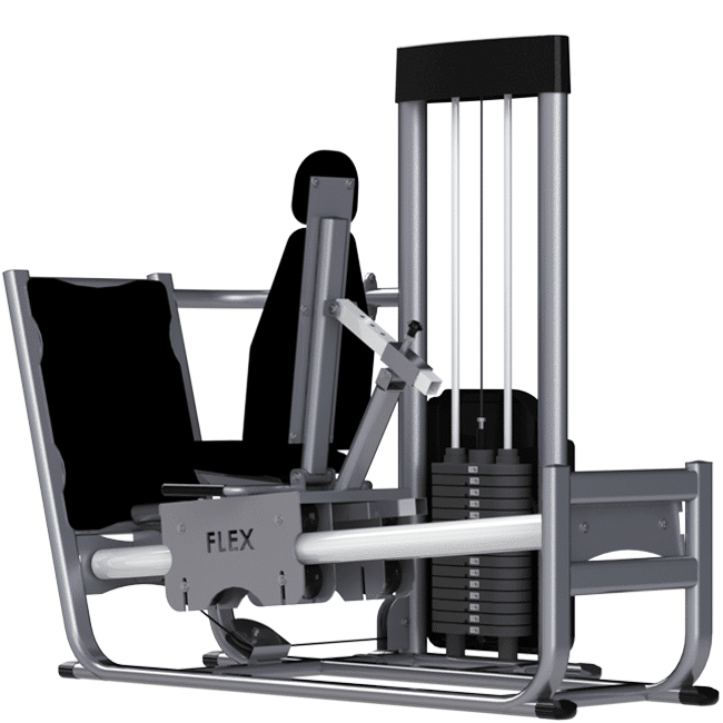Leg Press 180º - Flex Equipment