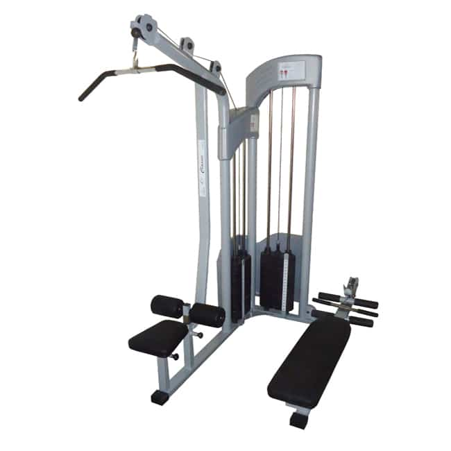 Puxada Alta e Baixa Conjugada – 2 Torres - Flex Equipment