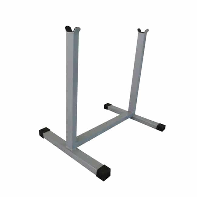 Suporte Cavalete para Barra Fixo - Flex Equipment