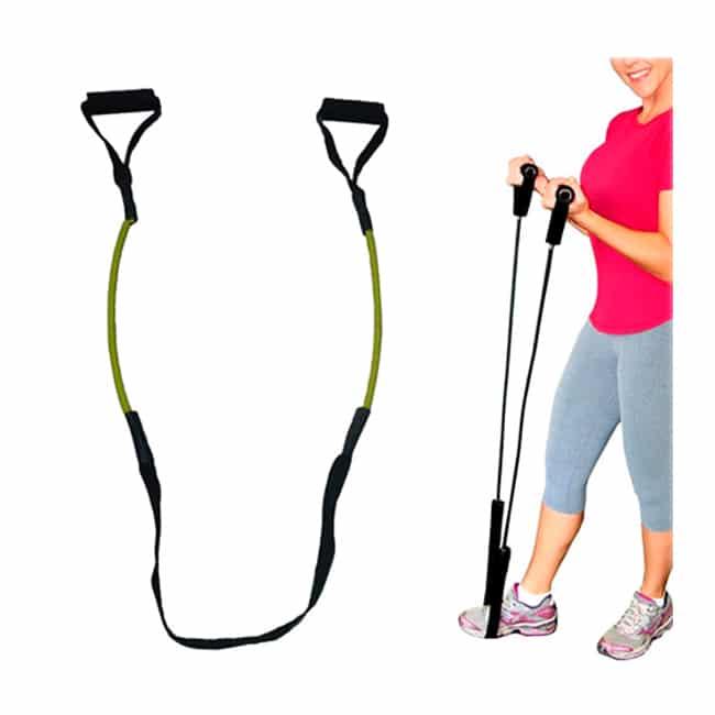 Elástico Extensor Multi-exercícios - Flex Fitness