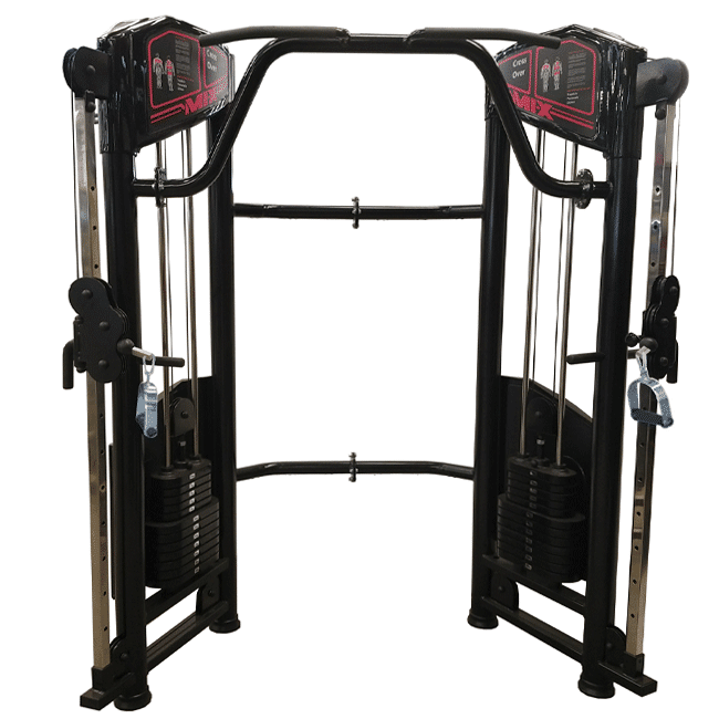 Cross Over Angular - Flex Fitness