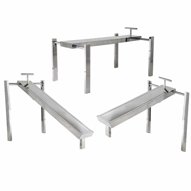 Abdominais INOX Kit com 3 pranchas - Flex Equipment