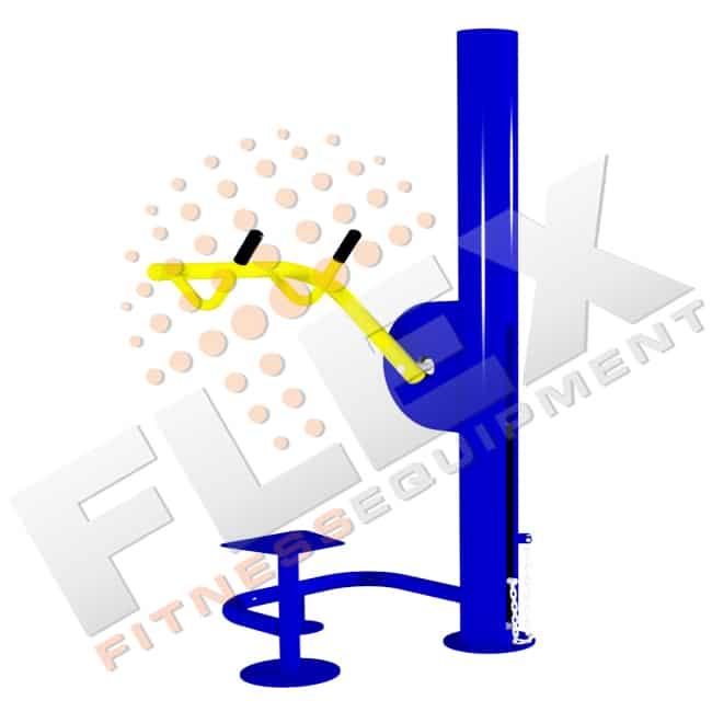 Máquina Abdominal - Flex