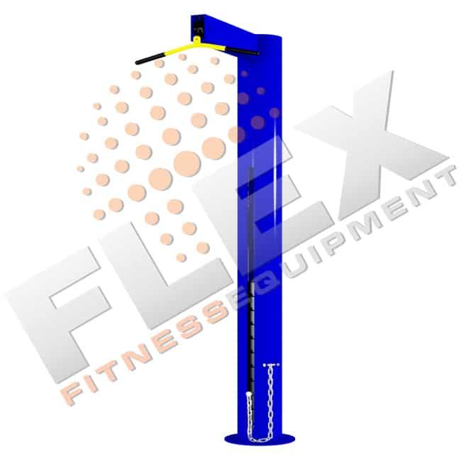 Máquina Polia Alta - Flex