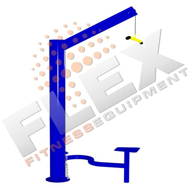 Máquina Puxada Alta - Flex