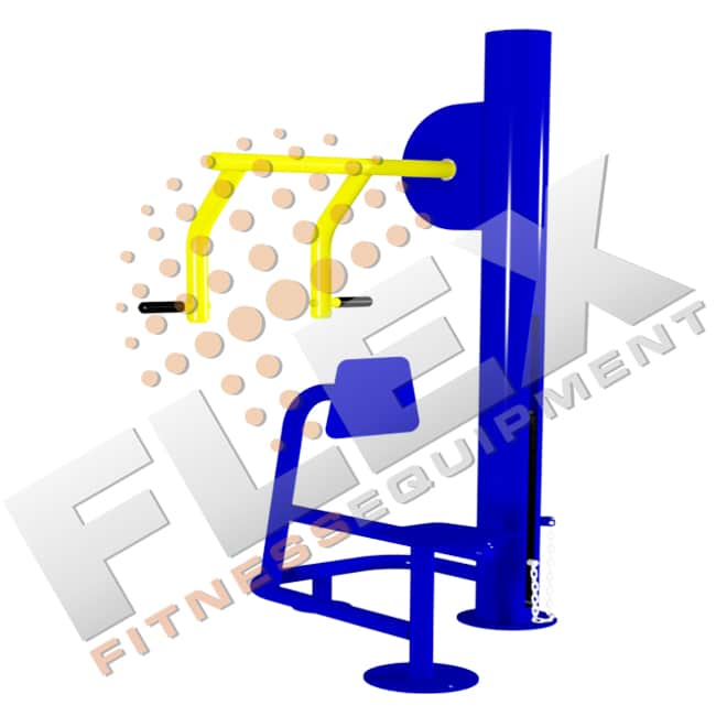 Máquina Remada Sentada - Flex Equipment