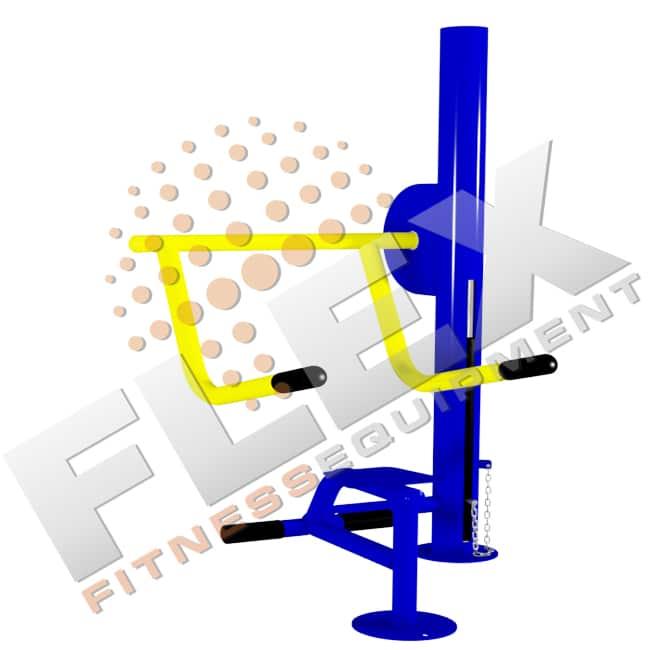 Máquina Tríceps - Flex