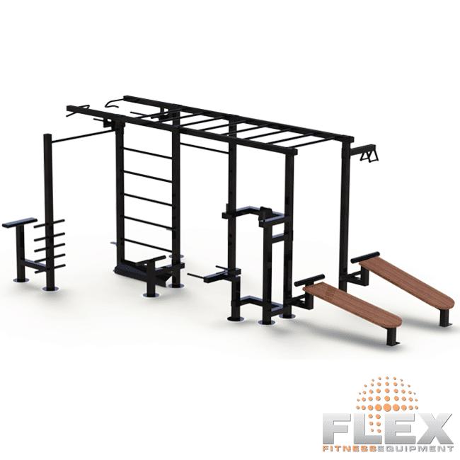 Multi-Estação FLEX-ABS - Flex Equipment