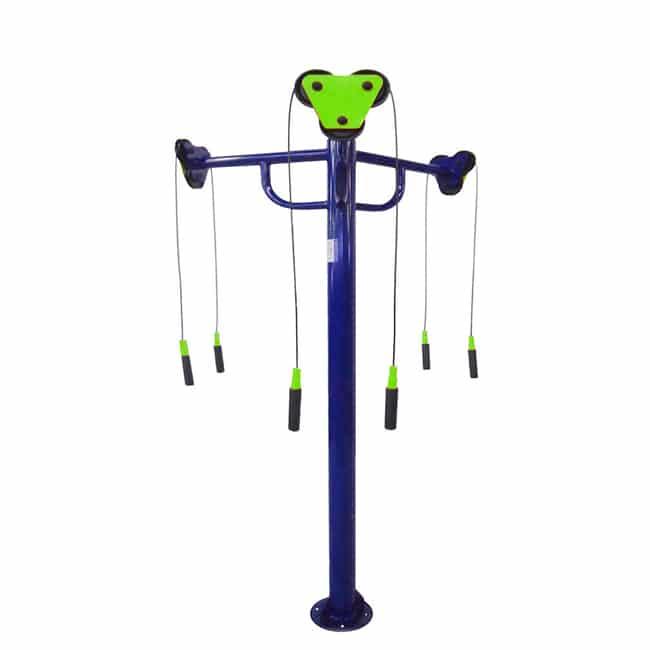 Torre De Elevação de Braços - Flex Equipment