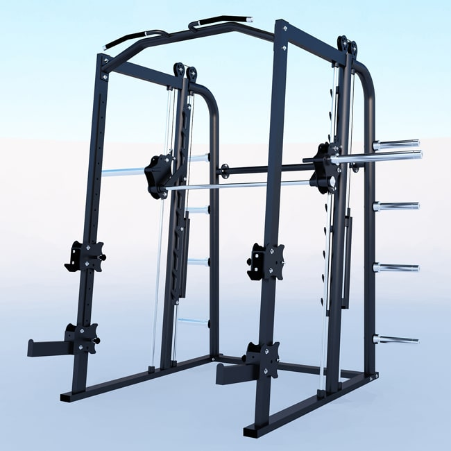 Gaiola Rack com Smith - Flex Equipment