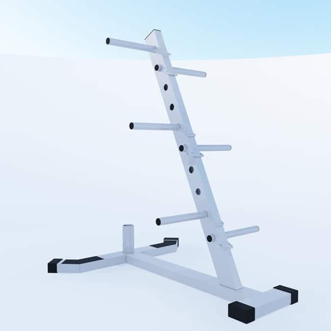 Suporte de Anilhas Ajustável - Flex Equipment