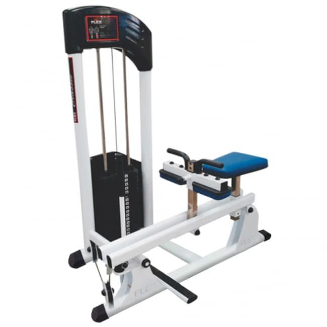 Panturrilha Sentada Máquina - Flex Equipment