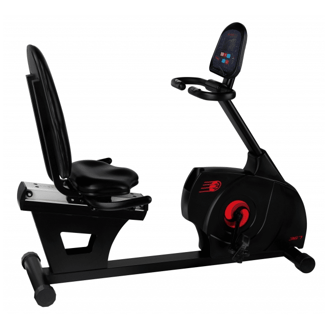Bicicleta Horizontal Embreex 367 - Flex Equipment
