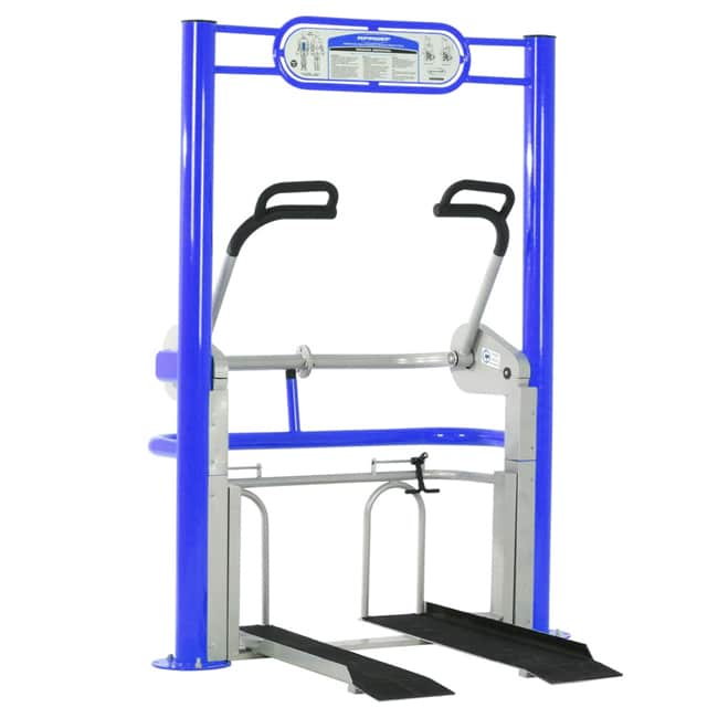 Máquina Abdominal Especial - Flex Equipment