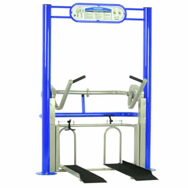 Máquina Tríceps Especial - Flex Equipment
