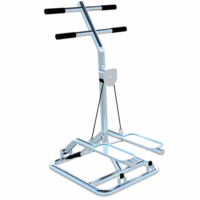 Simulador de Escadas INOX - Flex Fitness