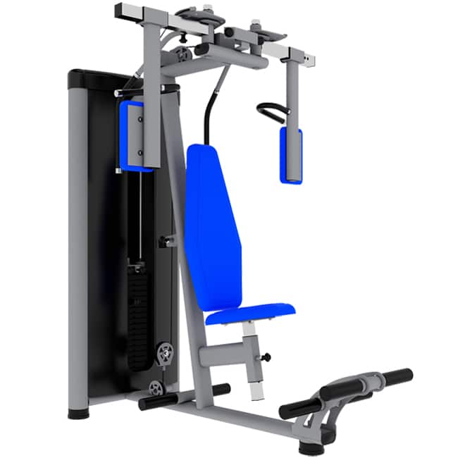 Peitoral Dorsal - Flex Equipment