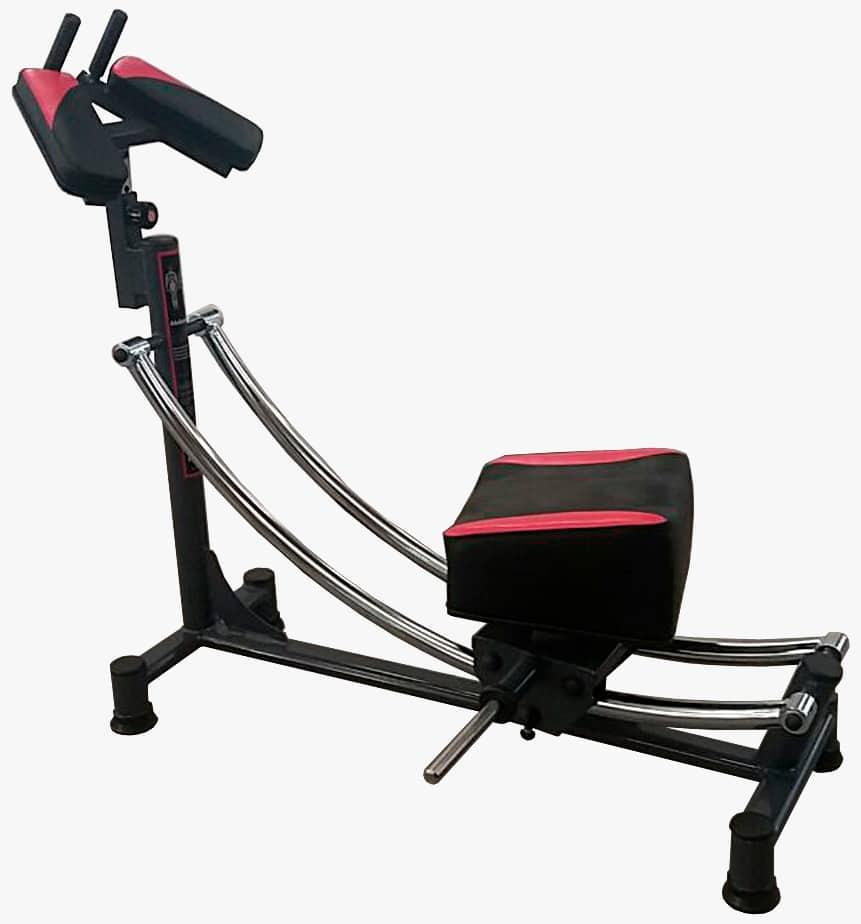 Máquina Abdominal Ab Coaster - Flex