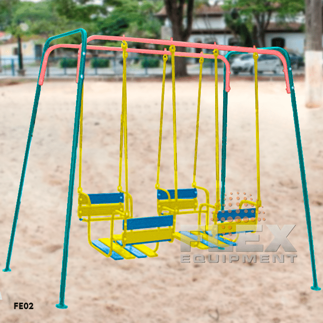 FE02 – Balanço Baby Infantil - Flex Equipment