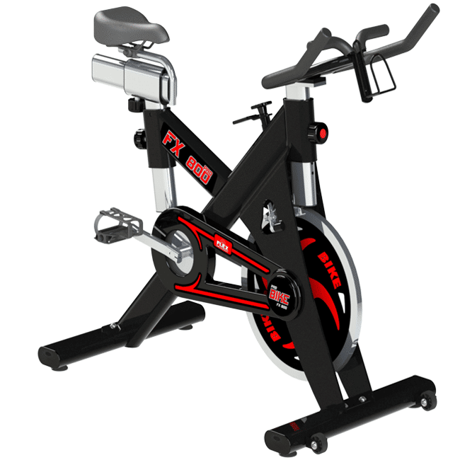 Bicicleta Spinning FX-800 - Flex Equipment