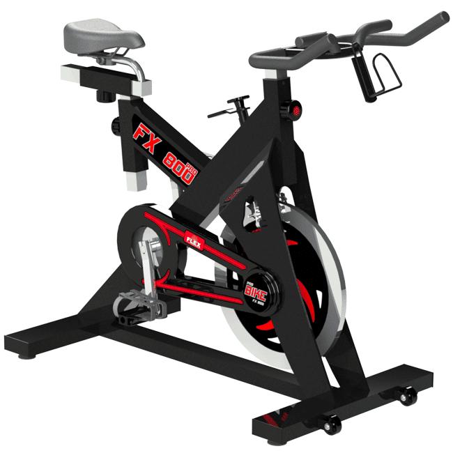 Bicicleta Spinning FX 800 - Flex Equipment