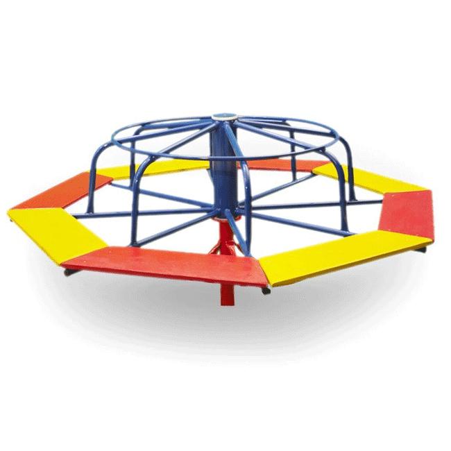 FE28 – Carrossel Infantil Gira Gira 8 Lugares - Flex
