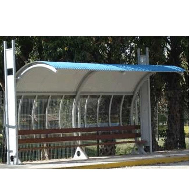 AB01 – Abrigo de Ônibus - Flex Equipment