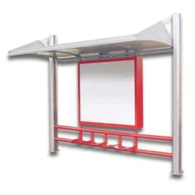 AB03 – Abrigo de Ônibus - Flex Equipment