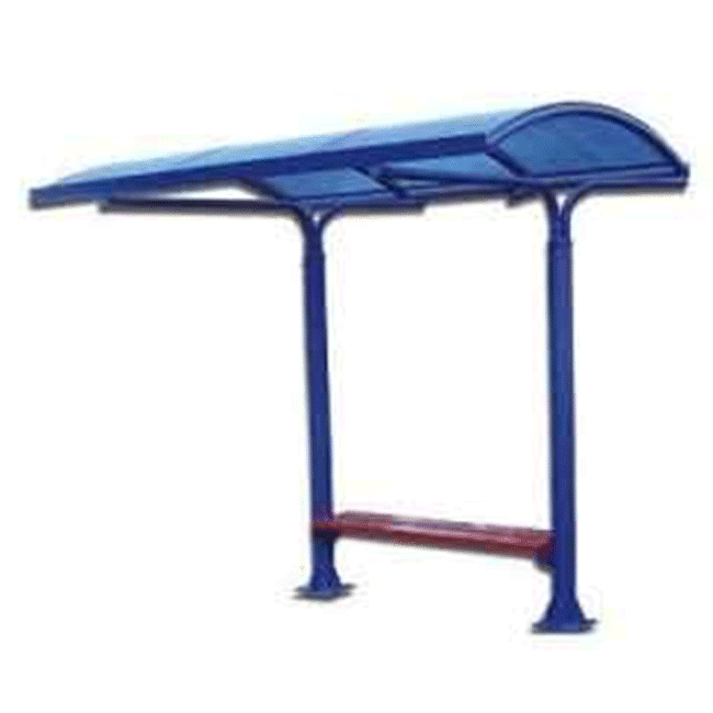 AB06 – Abrigo de ônibus - Flex Fitness