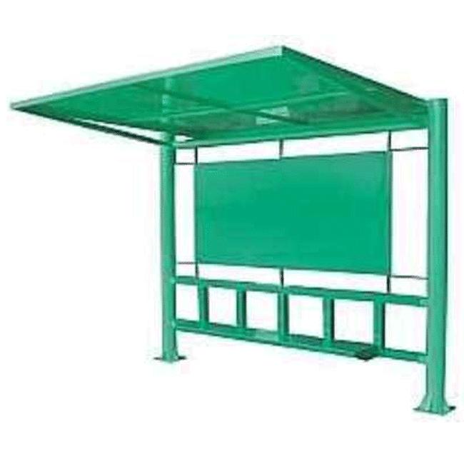 AB07 – Abrigo de ônibus - Flex Equipment
