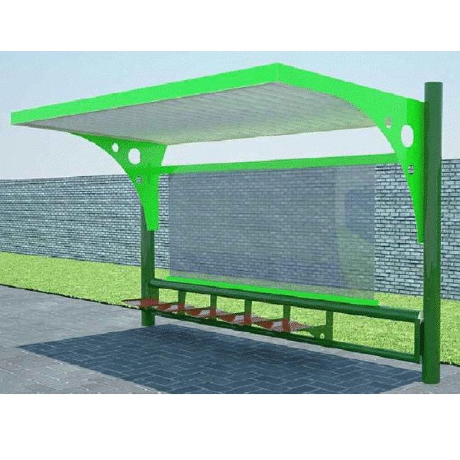AB09 – Abrigo de ônibus - Flex