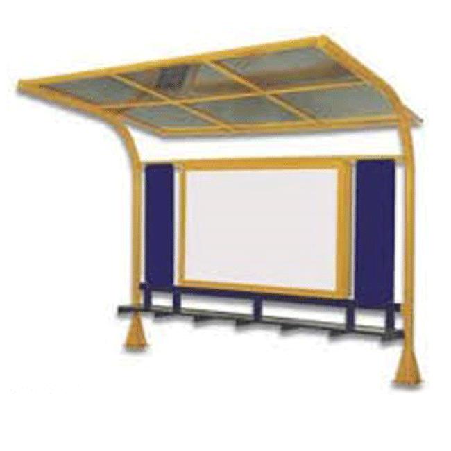 Ab10 – Abrigo de ônibus - Flex Equipment