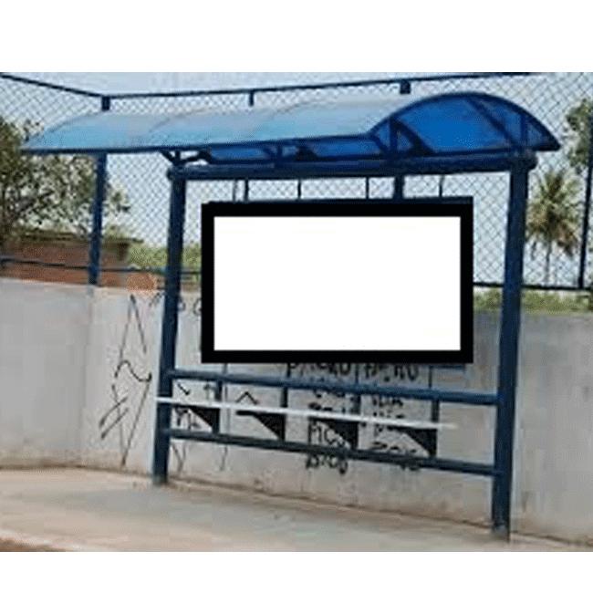 Ab11 – Abrigo de ônibus - Flex Equipment