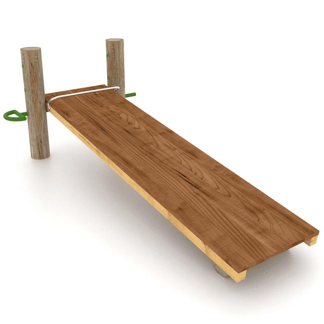 Abdominal com inclinação ajustável MADEIRA - Flex Equipment