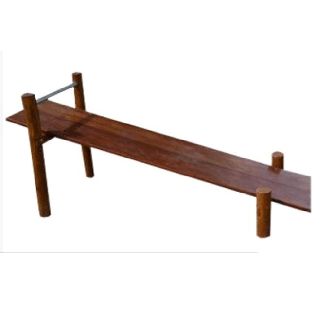Abdominal com inclinação fixa MADEIRA - Flex Equipment