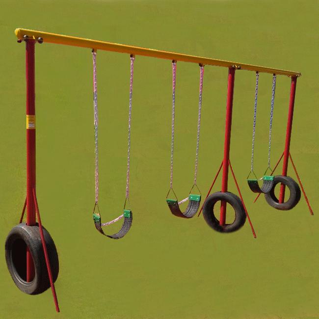 IQB07 – BALANÇO TRIPLO PNEUS - Flex Fitness