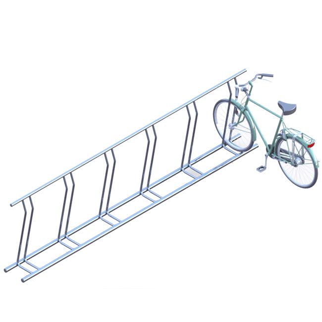 Bicicletário INOX - Flex Equipment