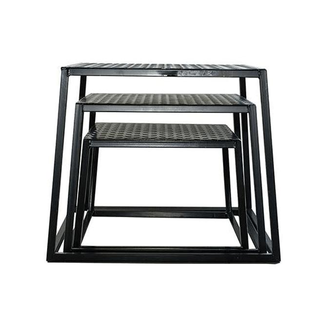Kit de caixas de salto – AÇO - Flex Equipment