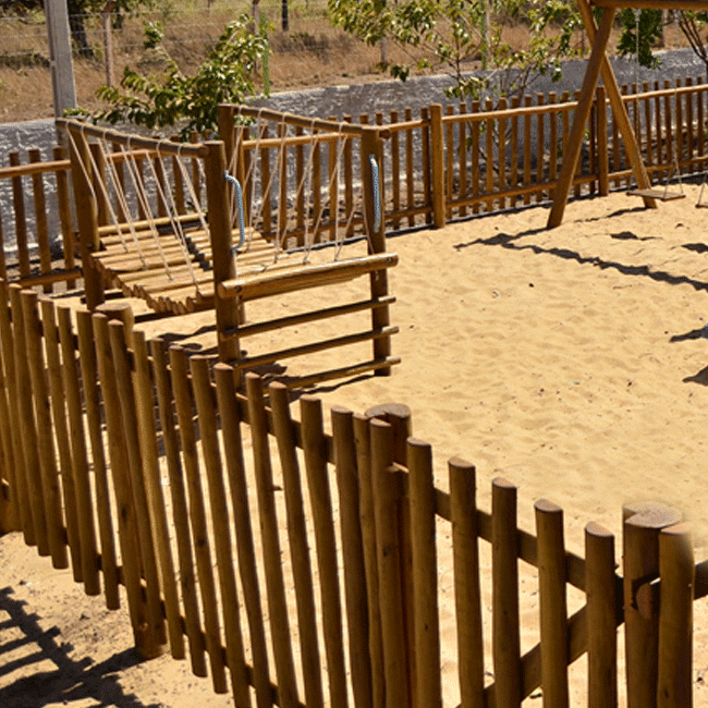 Cerca de Eucalipto - Flex Equipment