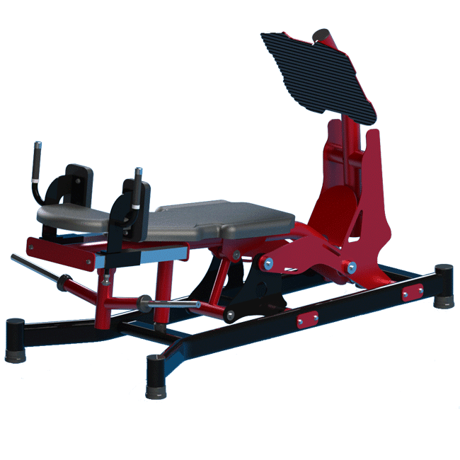 Leg Press 45 Bi Articulado - Flex Equipment